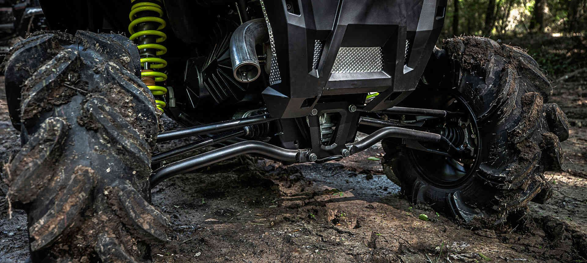 Мотовездеход Polaris RZR XP® 4 1000 High Lifter Stealth Gray 2020 - 14