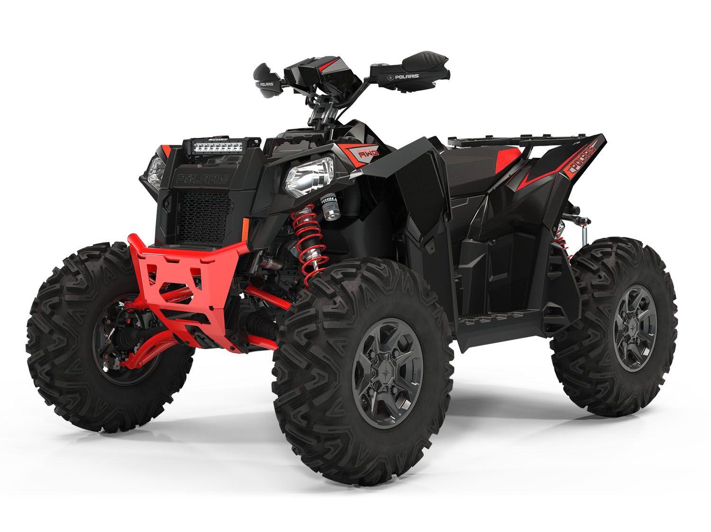 Квадроцикл Polaris Scrambler® XP 1000 S Black Pearl 2020 - 1