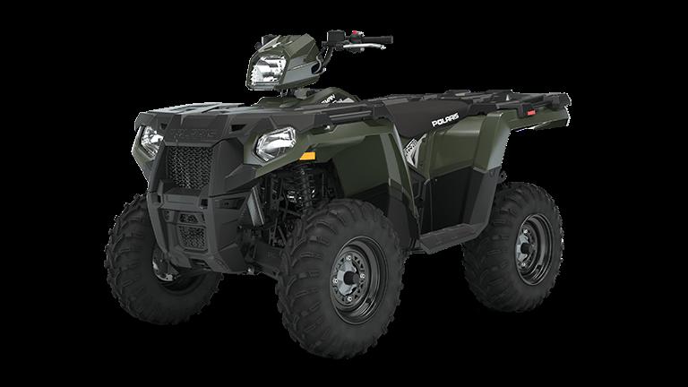 Квадроцикл Polaris Sportsman® 450 Base Sage Green 2020 - 1