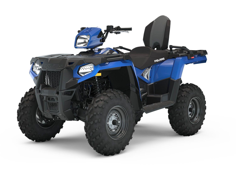 Квадроцикл Polaris Sportsman® Touring 570 Base Sonic Blue 2020 - 1