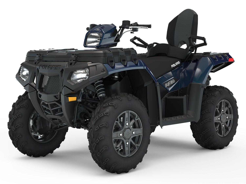 Квадроцикл Polaris Sportsman® Touring 850 Premium Navy Blue 2020 - 1