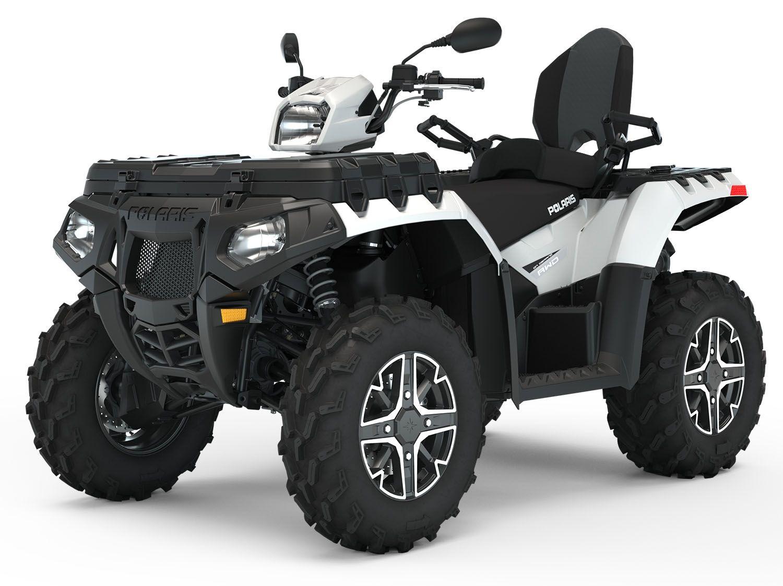 Квадроцикл Polaris Sportsman® Touring XP 1000 Premium Pearl White 2020 - 1