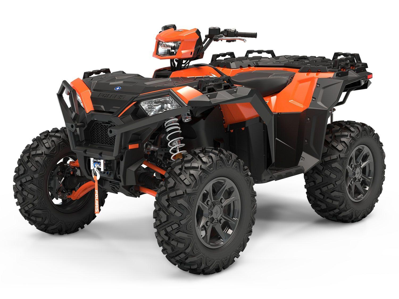Квадроцикл Polaris Sportsman® XP 1000 S Orange Madness 2020 - 1