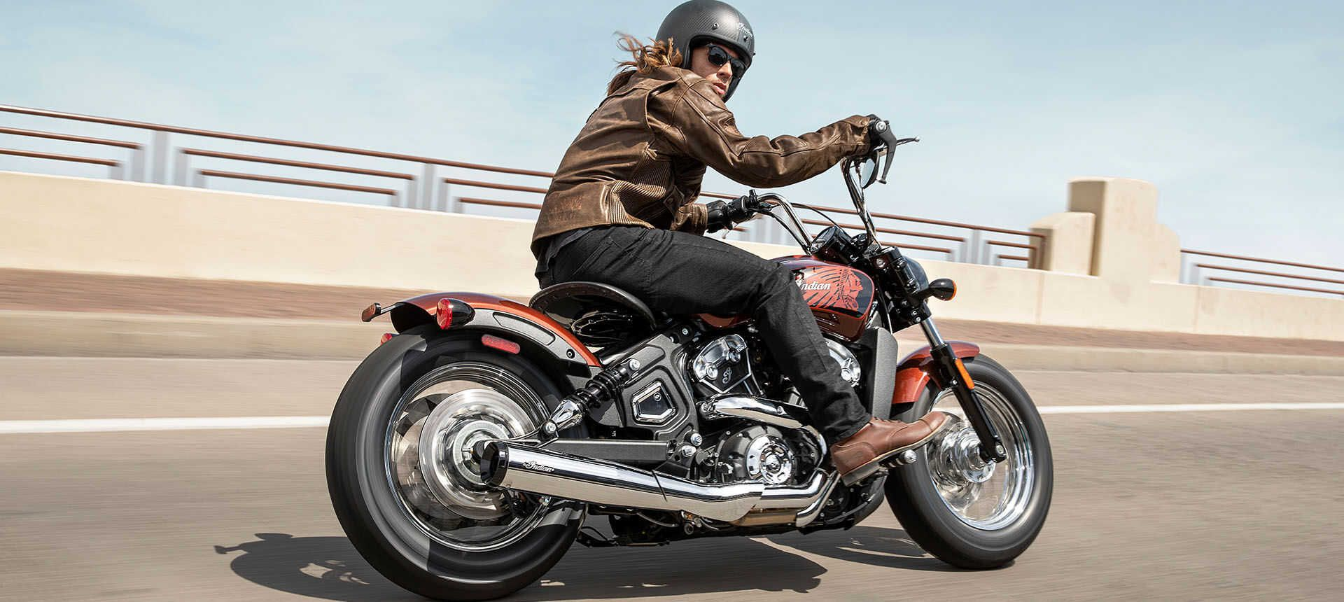 Мотоцикл Indian Scout Bobber Twenty Burnished Metallic 2020 - 6
