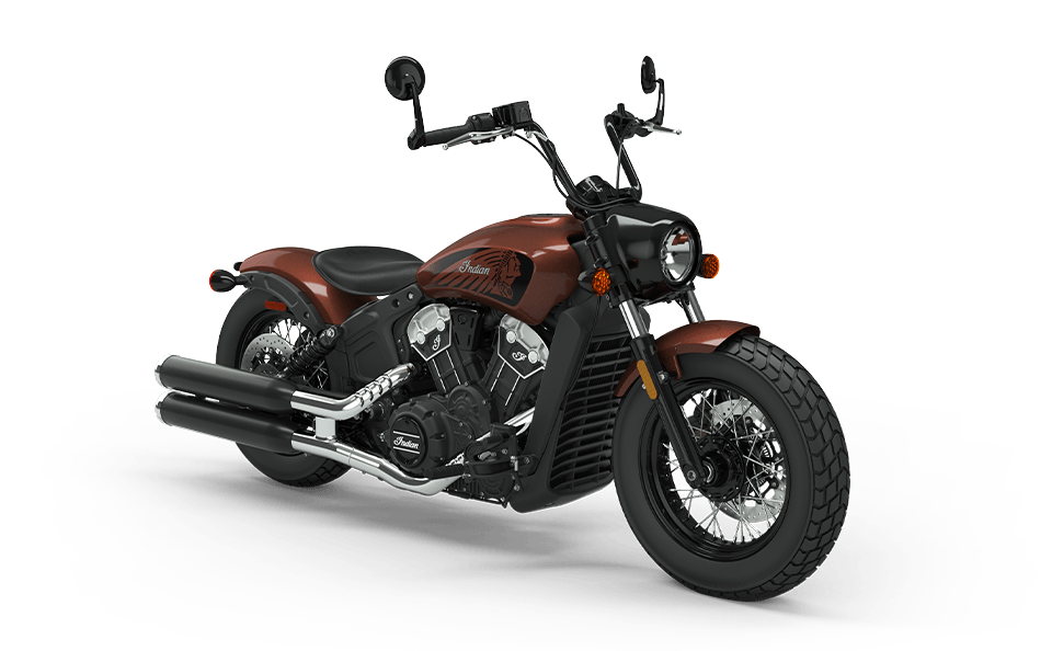 Мотоцикл Indian Scout Bobber Twenty Burnished Metallic 2020 - 1