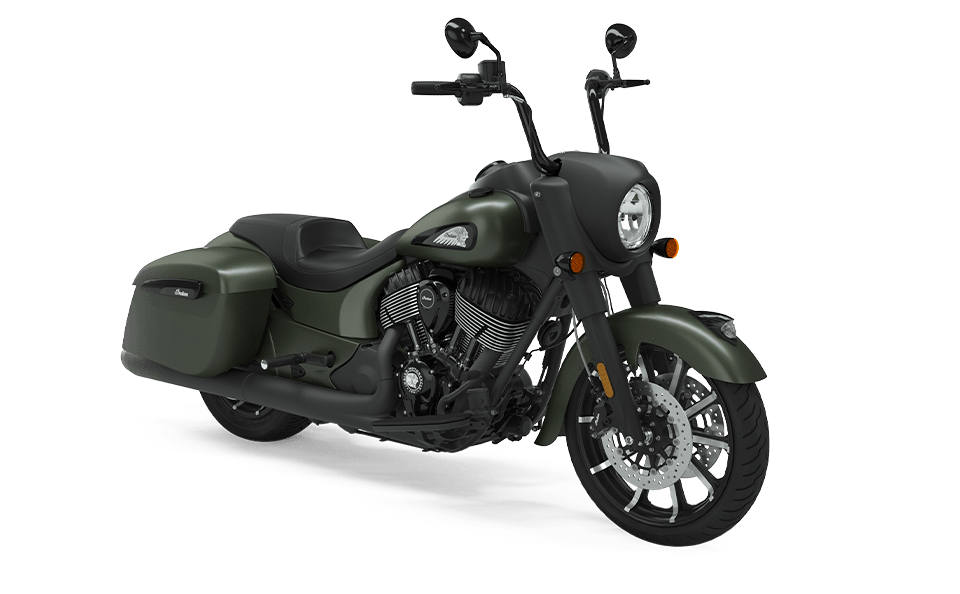 Мотоцикл Indian Springfield Dark Horse Sagebrush Smoke 2020 - 1