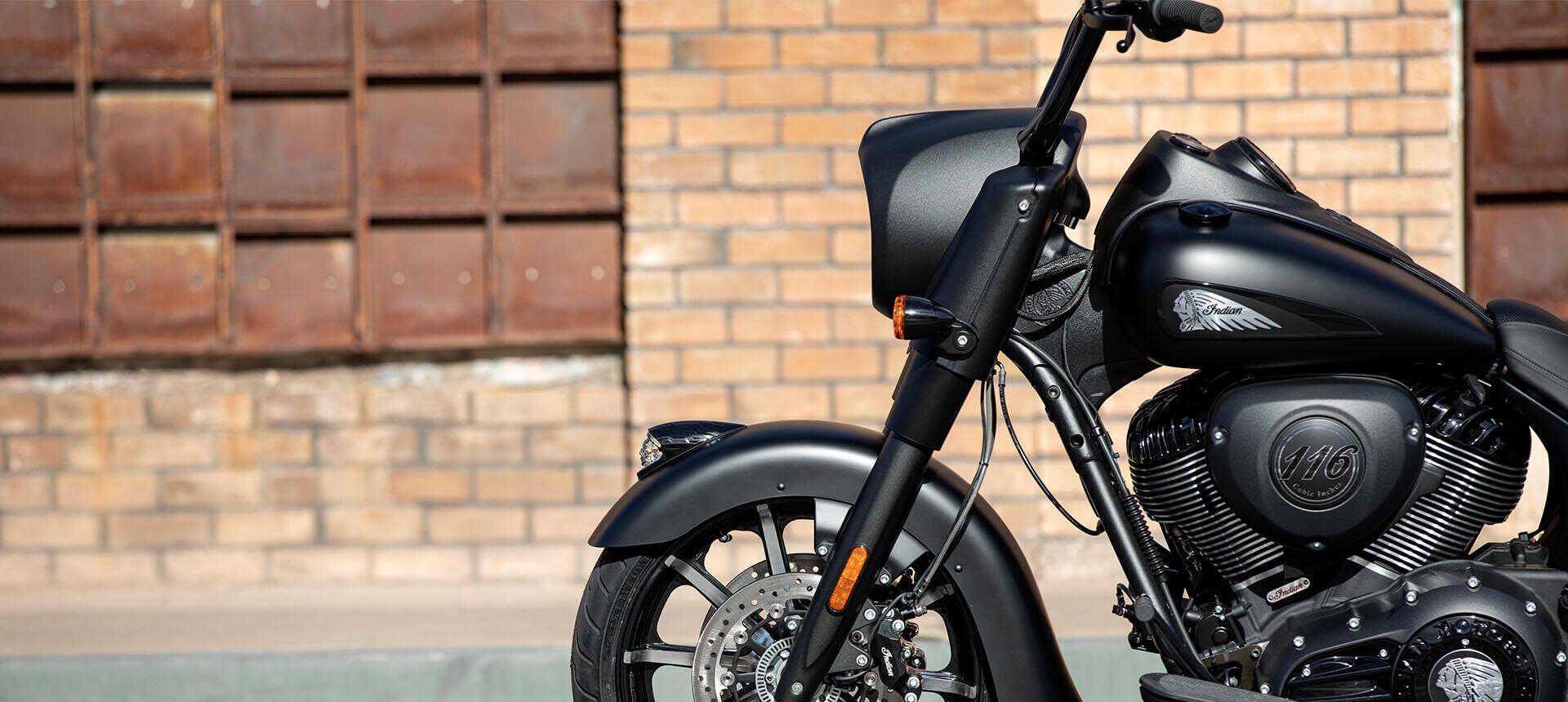 Мотоцикл Indian Springfield Dark Horse Sagebrush Smoke 2020 - 7