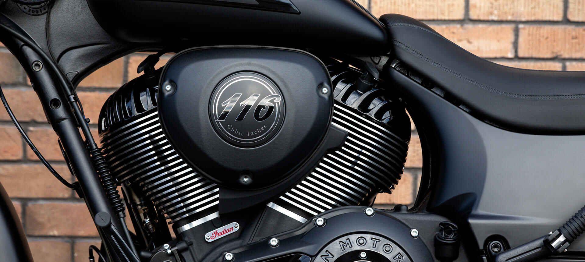 Мотоцикл Indian Springfield Dark Horse Sagebrush Smoke 2020 - 5